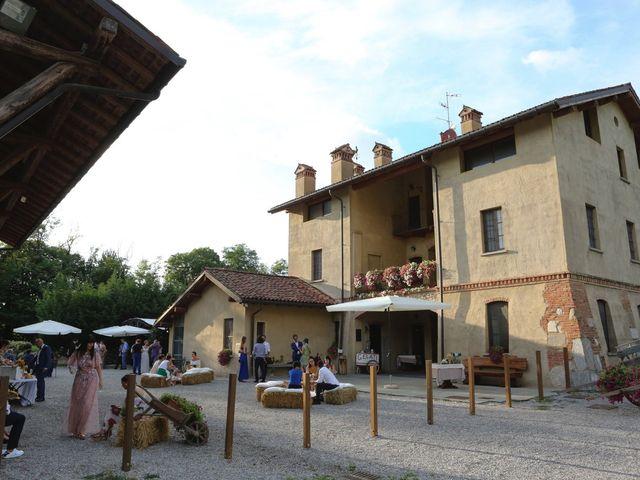 Il matrimonio di Luigi e Emilia a Carugate, Milano 56