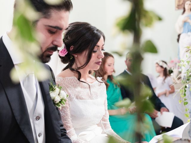 Il matrimonio di Andrea e Aurora a Narcao, Cagliari 53
