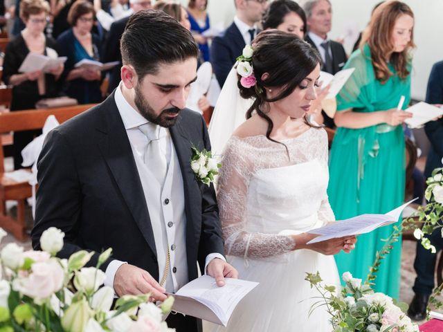 Il matrimonio di Andrea e Aurora a Narcao, Cagliari 55