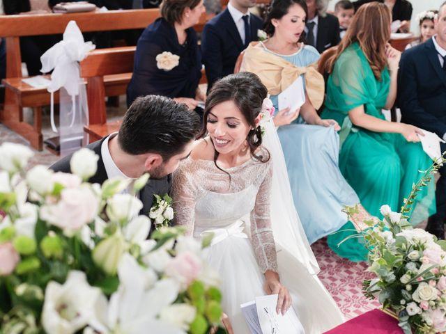 Il matrimonio di Andrea e Aurora a Narcao, Cagliari 56