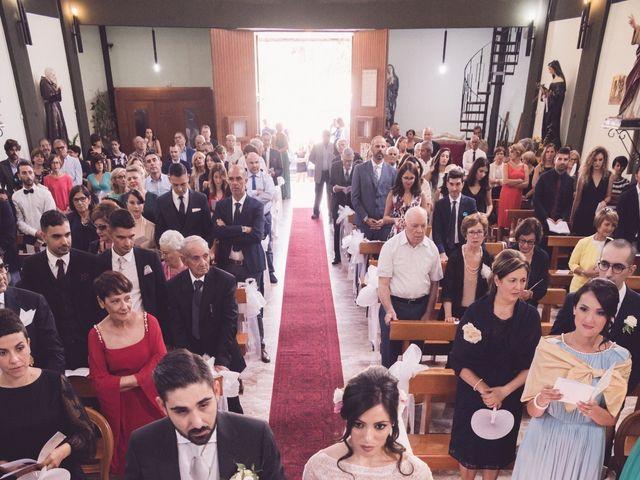 Il matrimonio di Andrea e Aurora a Narcao, Cagliari 62