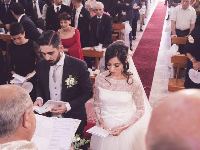 Il matrimonio di Andrea e Aurora a Narcao, Cagliari 63