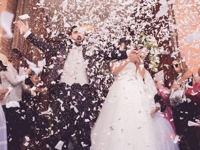 Il matrimonio di Andrea e Aurora a Narcao, Cagliari 76