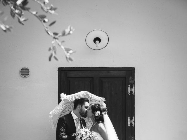 Il matrimonio di Andrea e Aurora a Narcao, Cagliari 88