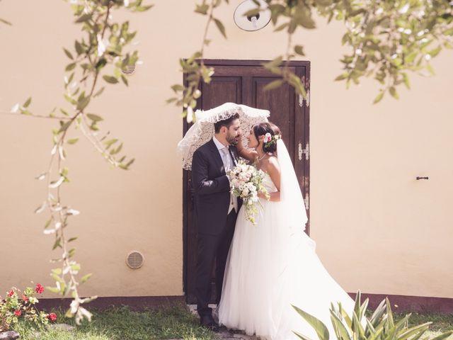 Il matrimonio di Andrea e Aurora a Narcao, Cagliari 89