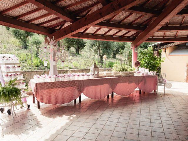 Il matrimonio di Andrea e Aurora a Narcao, Cagliari 112