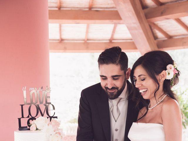Il matrimonio di Andrea e Aurora a Narcao, Cagliari 115
