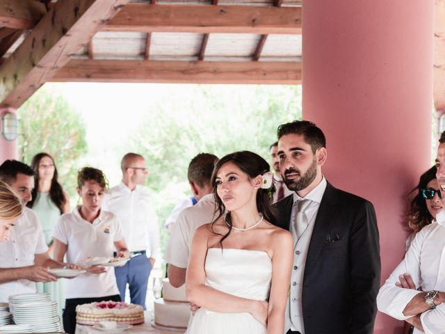 Il matrimonio di Andrea e Aurora a Narcao, Cagliari 118