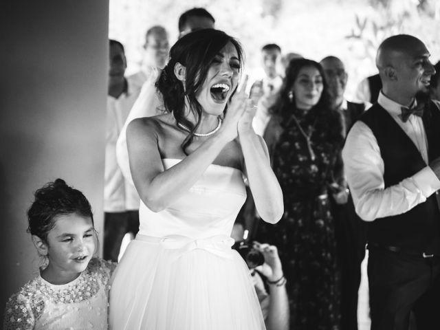 Il matrimonio di Andrea e Aurora a Narcao, Cagliari 121