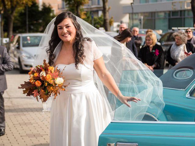 Il matrimonio di Marco e Cristina a Rimini, Rimini 23