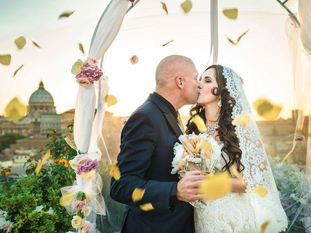 Le nozze di Zdravka e Thomas