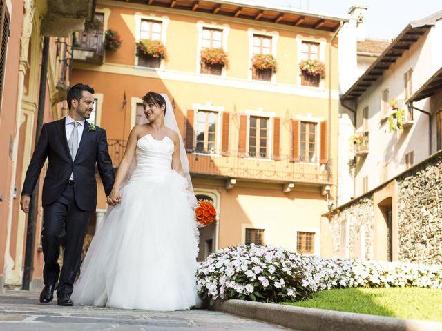 Le nozze di Benedetta e Michele
