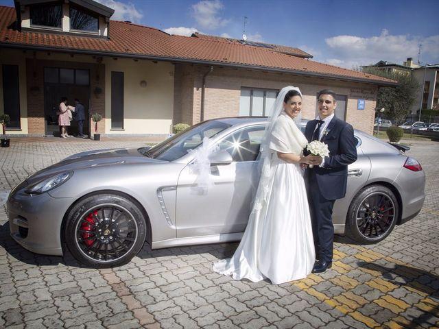 Il matrimonio di Mario e Eleonora a Seregno, Monza e Brianza 14