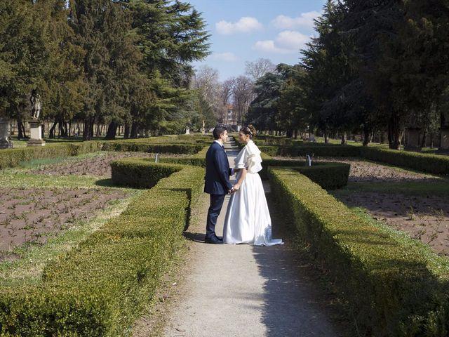 Il matrimonio di Mario e Eleonora a Seregno, Monza e Brianza 19