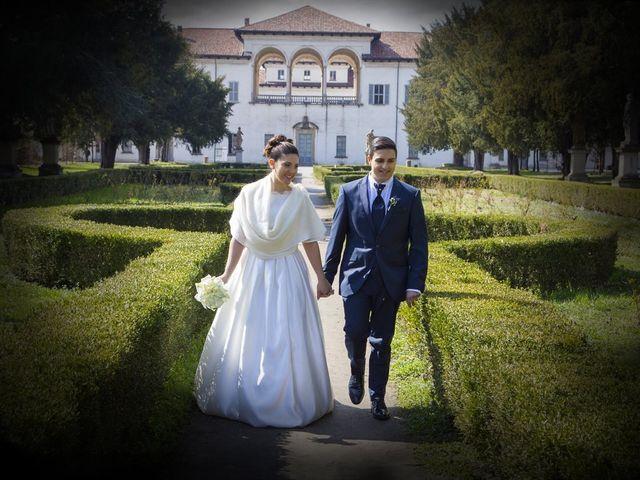 Il matrimonio di Mario e Eleonora a Seregno, Monza e Brianza 20