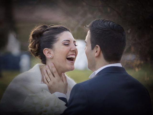 Il matrimonio di Mario e Eleonora a Seregno, Monza e Brianza 31
