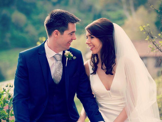le nozze di Laura e Padraig