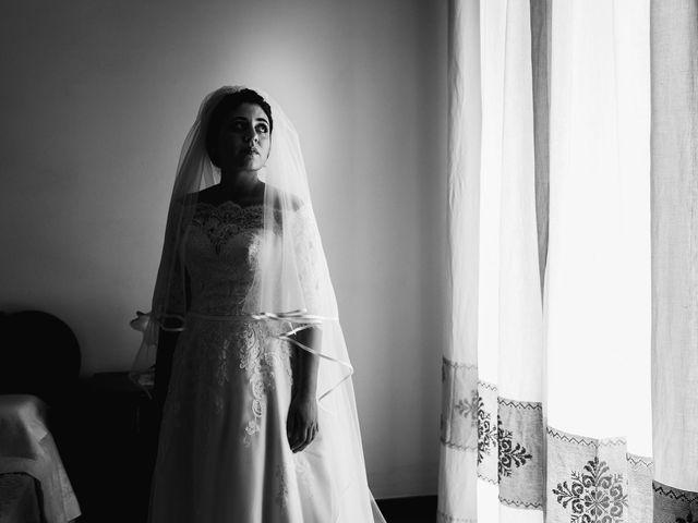 Il matrimonio di Giampiero e Angela a Thiesi, Sassari 14
