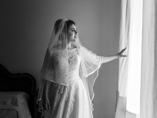 Il matrimonio di Giampiero e Angela a Thiesi, Sassari 15