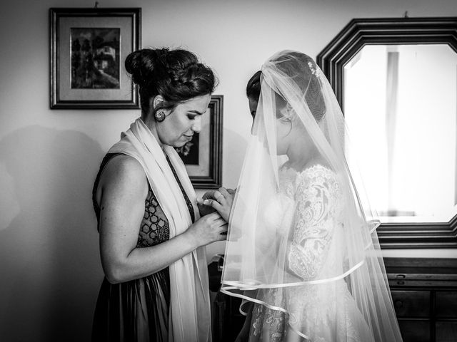 Il matrimonio di Giampiero e Angela a Thiesi, Sassari 16