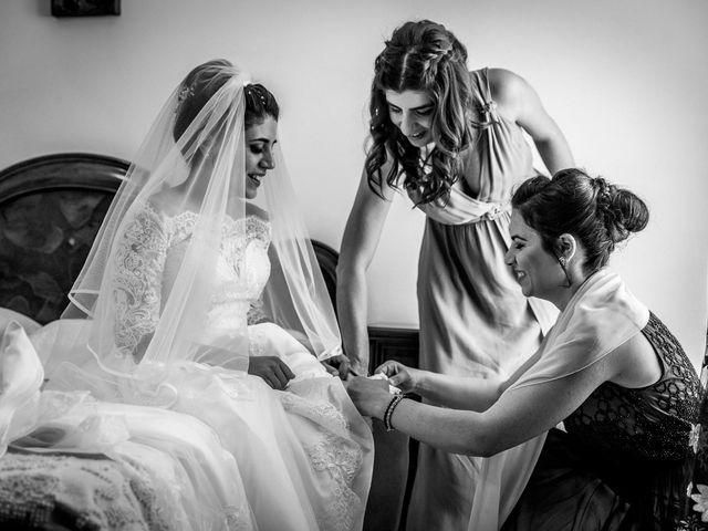 Il matrimonio di Giampiero e Angela a Thiesi, Sassari 17