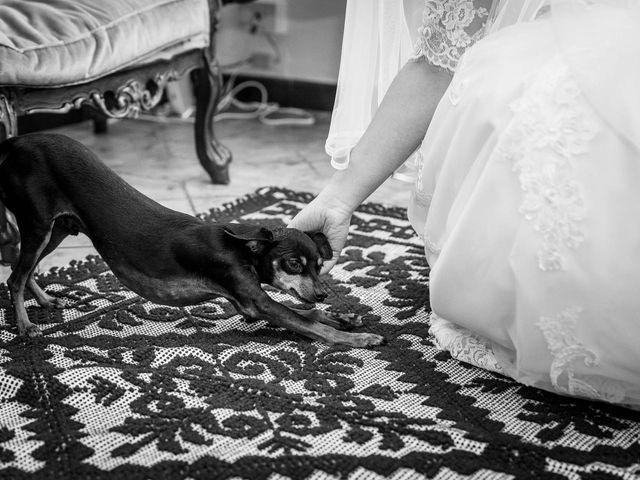 Il matrimonio di Giampiero e Angela a Thiesi, Sassari 18