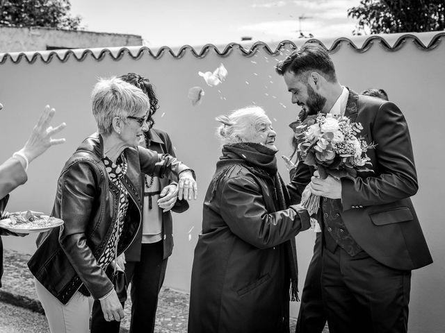 Il matrimonio di Giampiero e Angela a Thiesi, Sassari 28