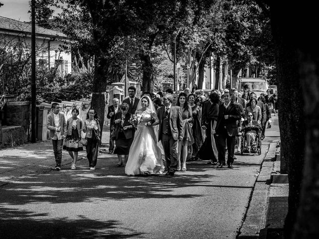 Il matrimonio di Giampiero e Angela a Thiesi, Sassari 29