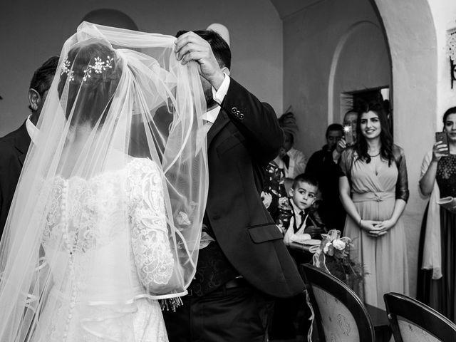 Il matrimonio di Giampiero e Angela a Thiesi, Sassari 30