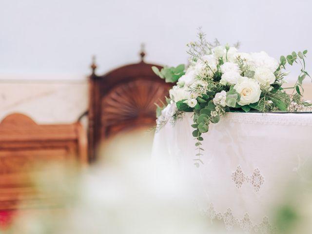 Il matrimonio di Giampiero e Angela a Thiesi, Sassari 31