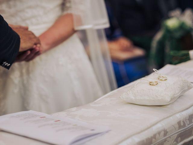 Il matrimonio di Giampiero e Angela a Thiesi, Sassari 32