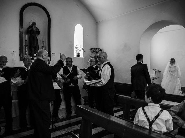 Il matrimonio di Giampiero e Angela a Thiesi, Sassari 35