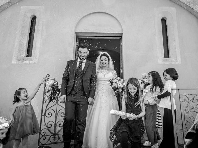 Il matrimonio di Giampiero e Angela a Thiesi, Sassari 37