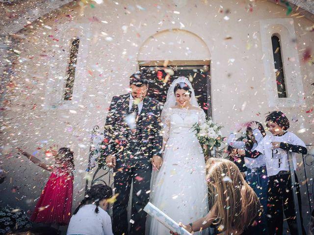 Il matrimonio di Giampiero e Angela a Thiesi, Sassari 38