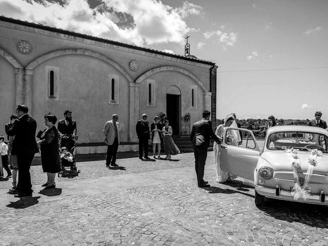 Il matrimonio di Giampiero e Angela a Thiesi, Sassari 39