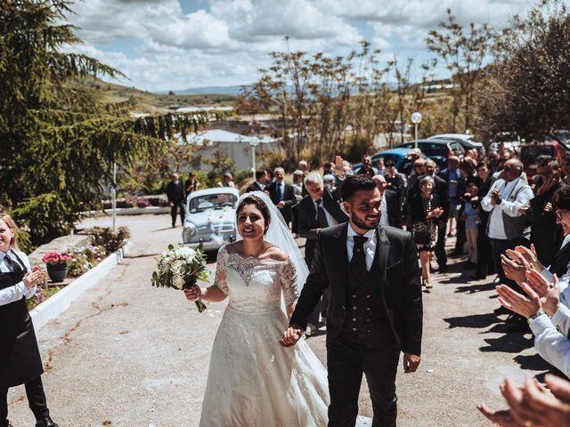 Il matrimonio di Giampiero e Angela a Thiesi, Sassari 43
