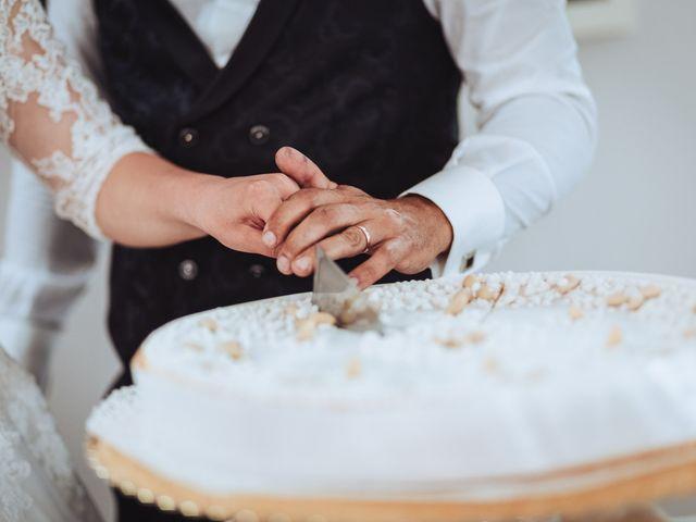 Il matrimonio di Giampiero e Angela a Thiesi, Sassari 49