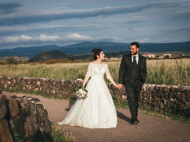 Il matrimonio di Giampiero e Angela a Thiesi, Sassari 56