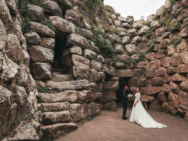 Il matrimonio di Giampiero e Angela a Thiesi, Sassari 59
