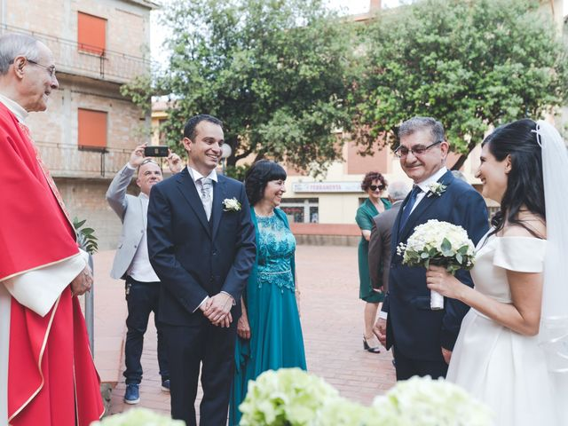 Il matrimonio di Daniele e Laura a San Vito, Cagliari 41