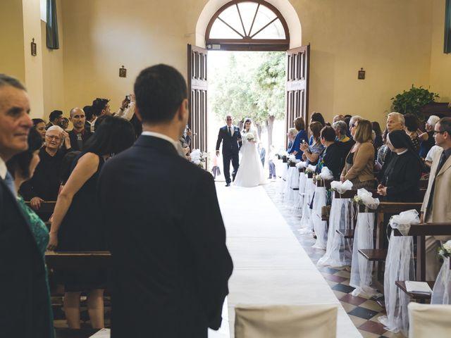 Il matrimonio di Daniele e Laura a San Vito, Cagliari 43