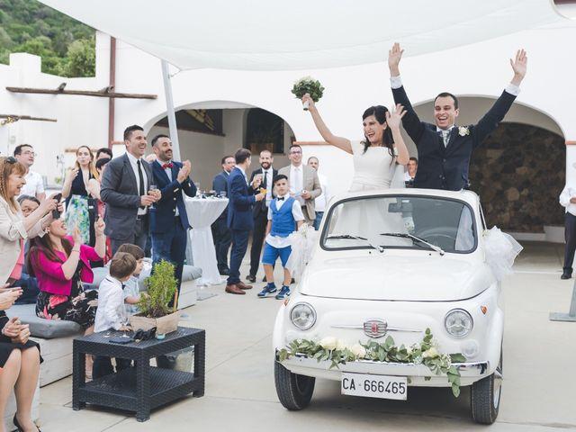 Il matrimonio di Daniele e Laura a San Vito, Cagliari 82