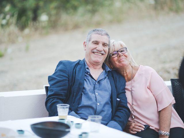 Il matrimonio di Daniele e Laura a San Vito, Cagliari 87
