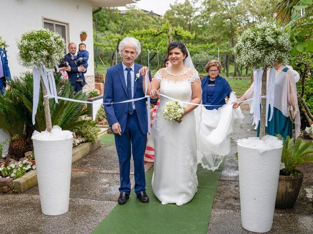 Il matrimonio di Cosimo e Donatella a Grottaminarda, Avellino 4