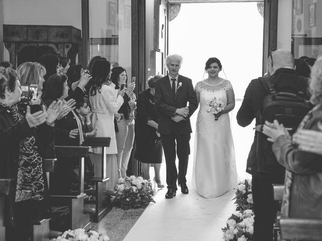 Il matrimonio di Cosimo e Donatella a Grottaminarda, Avellino 7