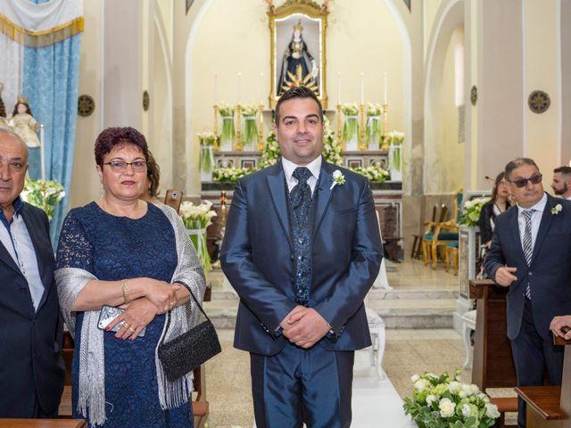 Il matrimonio di Cosimo e Donatella a Grottaminarda, Avellino 8