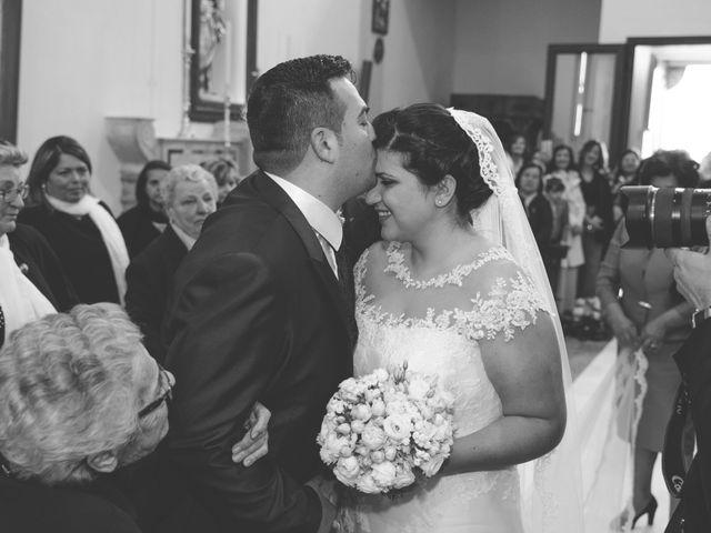 Il matrimonio di Cosimo e Donatella a Grottaminarda, Avellino 9