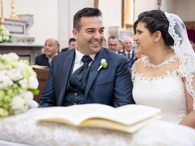 Il matrimonio di Cosimo e Donatella a Grottaminarda, Avellino 12