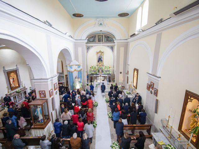 Il matrimonio di Cosimo e Donatella a Grottaminarda, Avellino 16