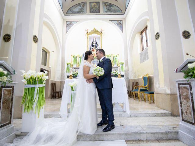 Il matrimonio di Cosimo e Donatella a Grottaminarda, Avellino 19